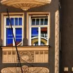 Fenster mit Spiegelung Bild A
