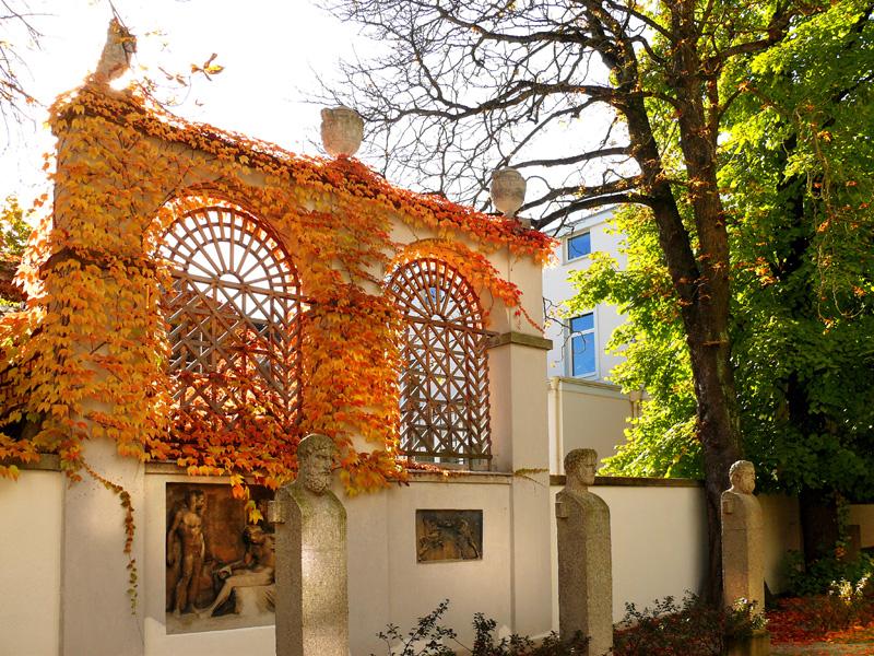 Stuck Villa Garten 6