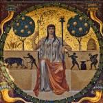 Mosaik 2 Friedensengel
